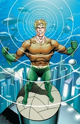 Picture of Aquaman Legend of Aquaman TP