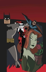Picture of Batman and Harley Quinn HC