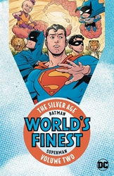 Picture of Batman and Superman in World's Finest Silver Age Vol 02 SC