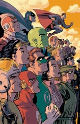 Picture of DC Comics Art of Darwyn Cooke SC