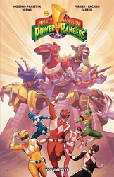 Picture of Mighty Morphin Power Rangers (2016) Vol 05 SC
