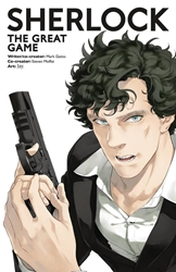Picture of Sherlock Great Game SC