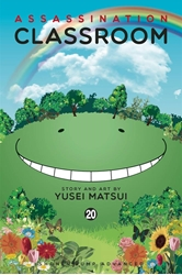 Picture of Assassination Classroom Vol 20 SC