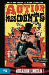Picture of Action Presidents HC Book 02 Abraham Lincoln