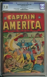 Picture of Captain America #30