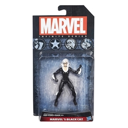 Picture of Marvel Avengers Infinite Series Black Cat Action Figure