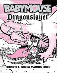 Picture of Babymouse Vol 11 SC Dragonslayer