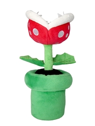 "Picture of Piranha Plant 9"" Plush"