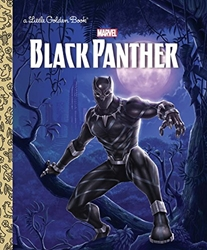 Picture of Black Panther Little Golden Book