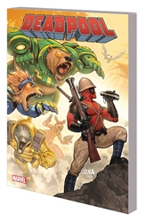 Picture of Deadpool Classic Vol 19 SC Make War Not Love