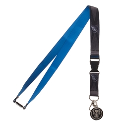 Picture of Black Panther Movie Logo Lanyard