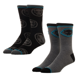 Picture of Black Panther 2-Pack Crew Sock Set