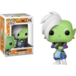 Picture of Pop Animation Dragon Ball Super Zamasu Vinyl Figure