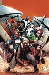 Picture of Astonishing X-Men (2017) #1 Poster