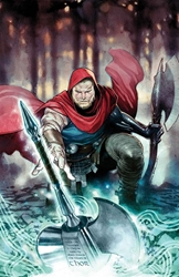 Picture of Unworthy Thor by Coipel Poster