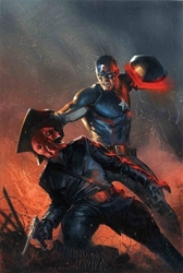 Picture of Captain America Steve Rogers #15 Poster