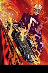 Picture of All-New Ghost Rider #1 Poster