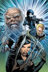 Picture of Weapon X (2017) #1 Poster