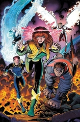 Picture of X-Men Blue #1 Poster