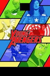 Picture of Young Avengers (2016) #1 Poster