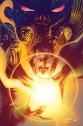 Picture of Doctor Strange & the Sorcerers Supreme #1 Poster