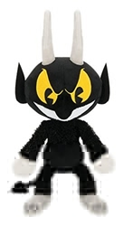 Picture of Cuphead The Devil Plush Figure