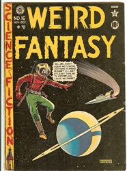 Picture of Weird Fantasy #16 (#4)