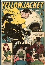 Picture of Yellowjacket Comics #7