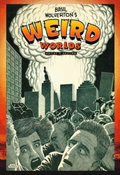 Picture of Basil Wolverton Weird Worlds Artist's Edition HC