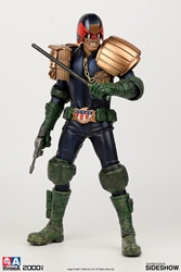 Picture of Judge Dredd Apocalypse War Sixth Scale ThreeA Figure