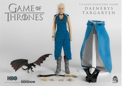 Picture of Game of Thrones Daenerys Targaryen Sixth Scale Threezero Figure