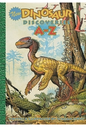 Picture of New Dinosaur Discoveries A-Z HC