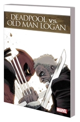 Picture of Deadpool vs Old Man Logan SC
