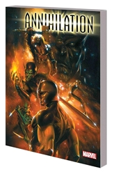 Picture of Annihilation Vol 01 SC Complete Collection