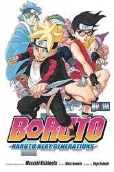 Picture of Boruto Vol 03 SC