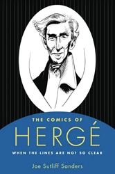 Picture of Comics of Herge When the Lines Are Not So Clear SC