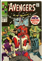 Picture of Avengers #54