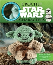 Picture of Crochet Star Wars Characters