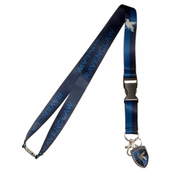 Picture of Harry Potter Ravenclaw Lanyard with Charm