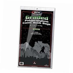 Picture of Graded Comic Resealable Bags 100 Count