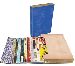 "Picture of Comic 1.5"" Stor-Folio Blue"