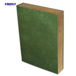 "Picture of Comic 1.5"" Stor-Folio Green"