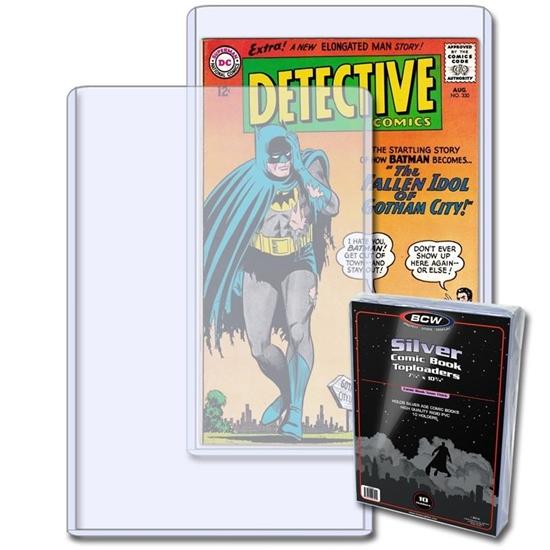comicsilvertoploader10pack