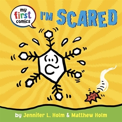 Picture of I'm Scared! Board Book