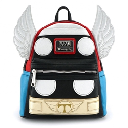 Picture of Loungefly x Marvel Thor Cosplay Mini Backpack