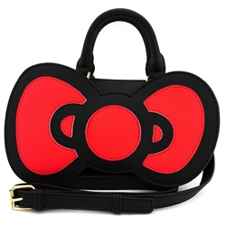 Picture of Loungefly x Hello Kitty Bow Crossbody Bag