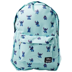 Picture of Loungefly x Disney Stitch Poses All-Over-Print Backpack