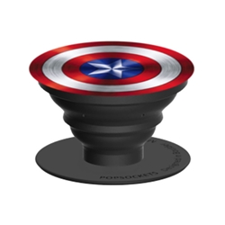Picture of Captain America Shield Icon Phone Grip and Stand