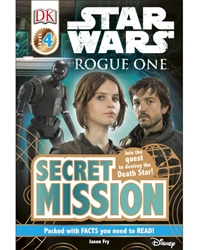 Picture of DK Readers Level 4 Star Wars Rogue One Secret Mission HC