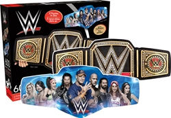 Picture of WWE Belt Two-Sided 600-Piece Puzzle
